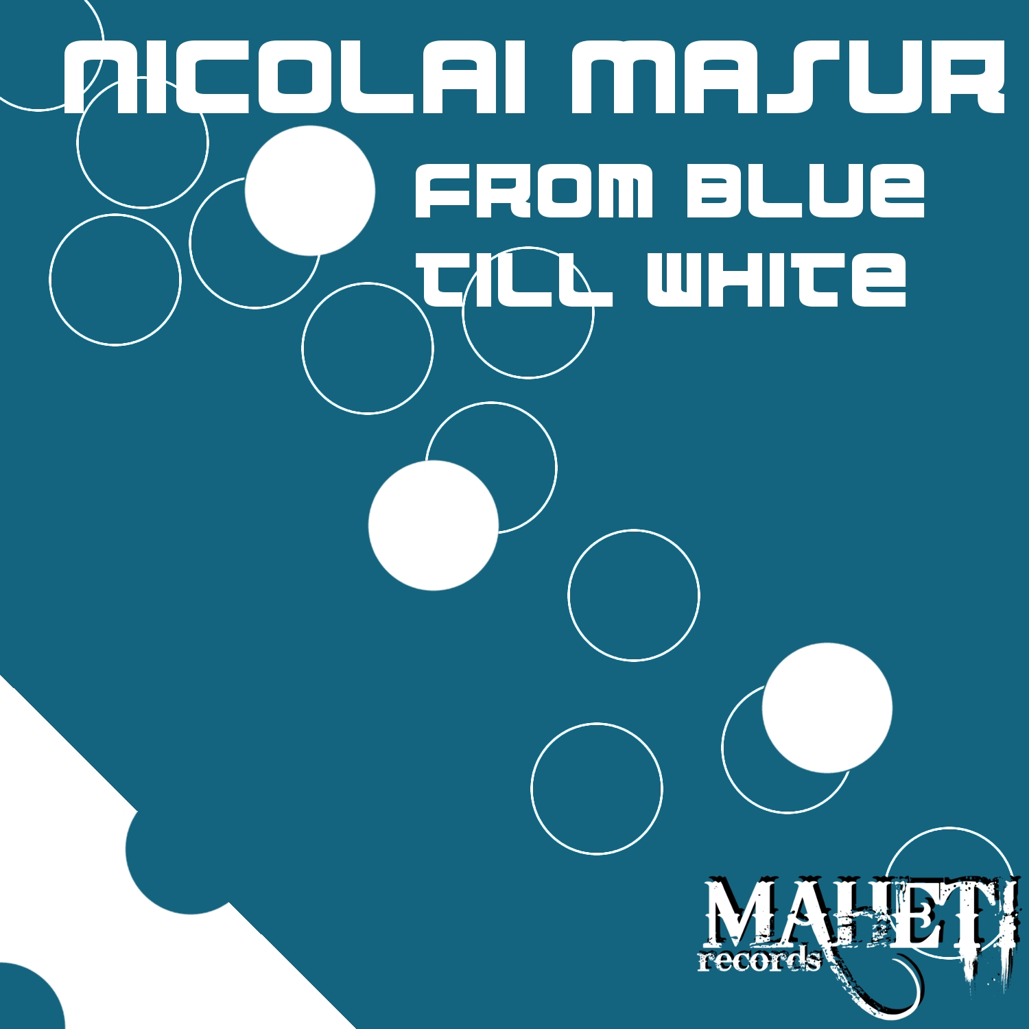 Cover - From blue till white