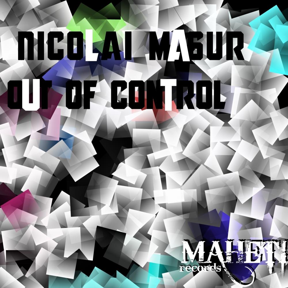 Cover Nicolai Masur - Out of Control