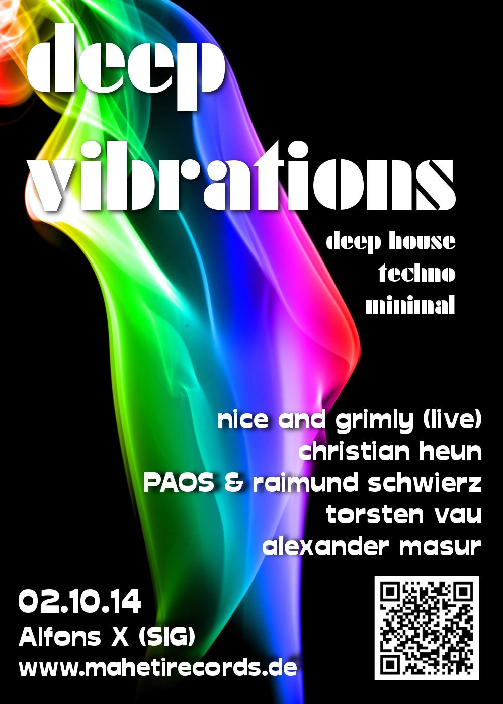 Deep Vibrations 02.10.14