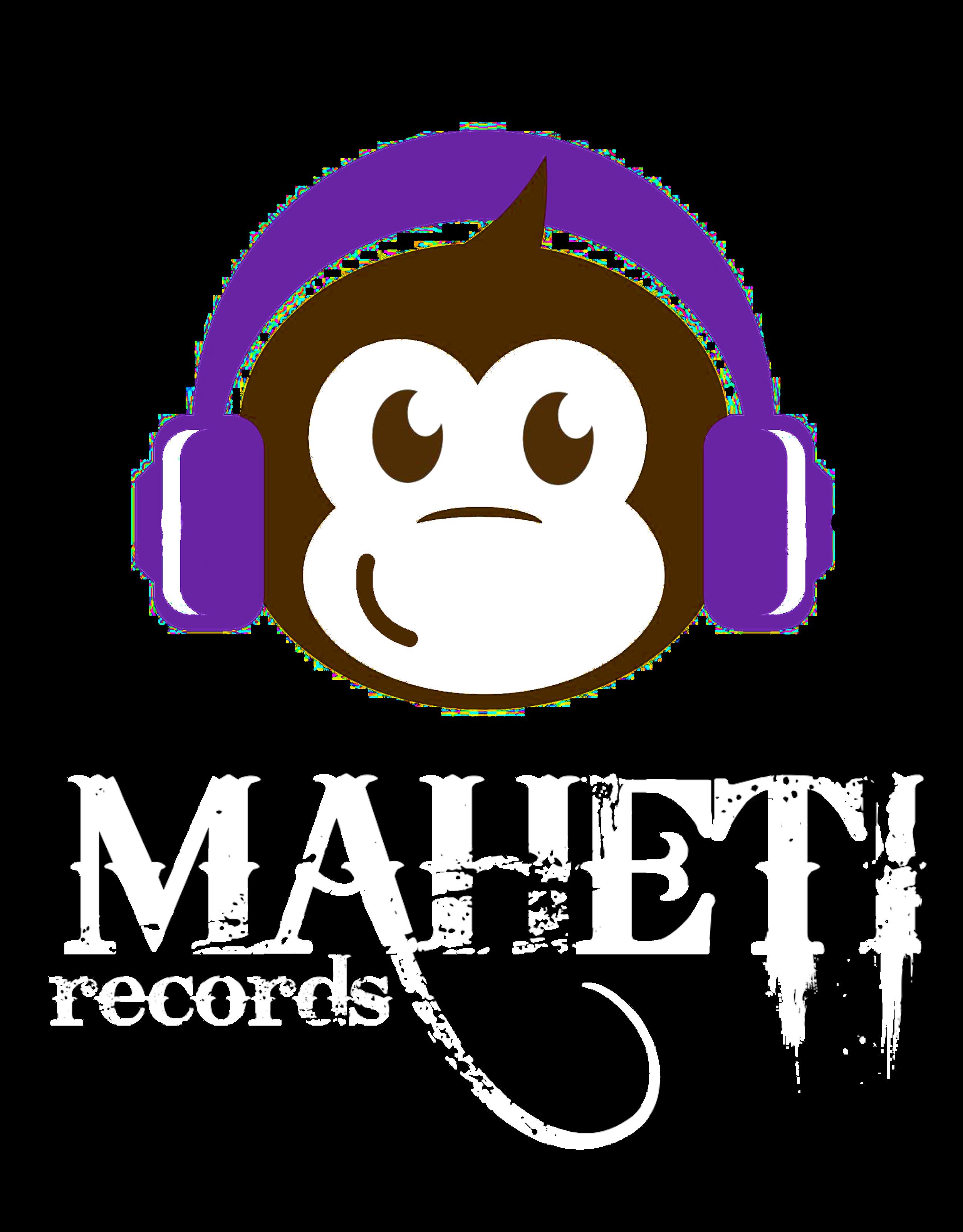 Maheti Logo with monkey